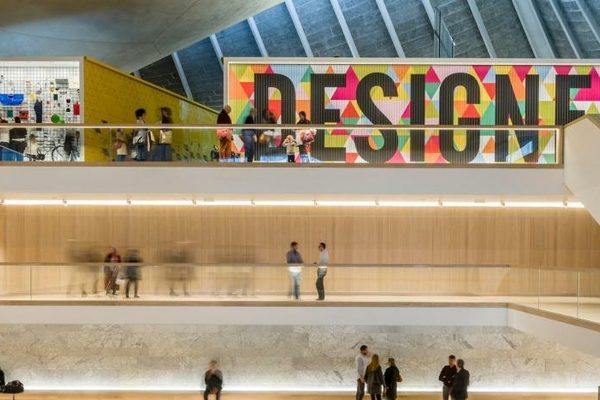 London Design Museum: a young museum becomes big