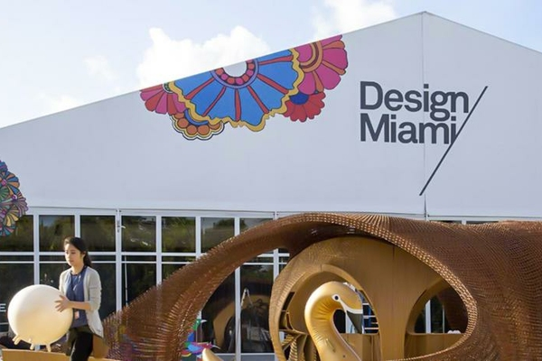 Miami in winter is art and design