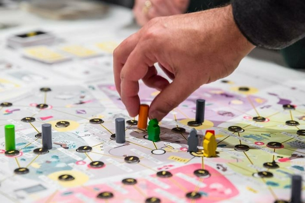 For its 15th anniversary, Fuorisalone.it becomes a board game