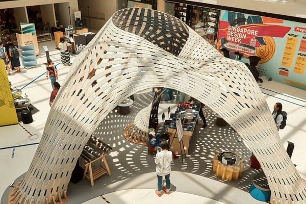 Singapore celebrates design