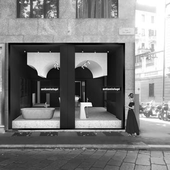 antoniolupi inaugura il nuovo showroom di Milano | Fuorisalone Magazine
