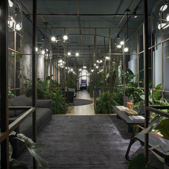 Elle decor grand hotel invisible rooms by neri hu for Elle decor hotel palazzo morando