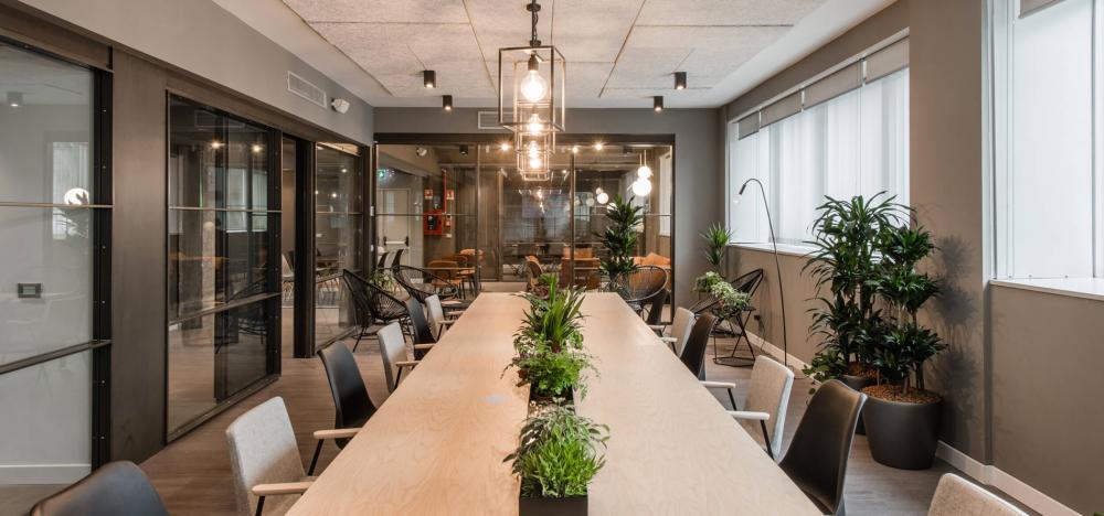 Office design le tendenze per l ufficio 4 0 fuorisalone for Design per l ufficio